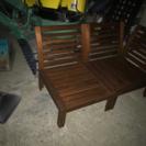 バリ風 椅子