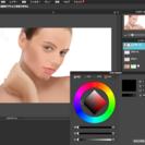 【ネット通信絵画教室】パソコン、タブレット、スマホで人物を描くレッスン