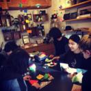 折り紙レッスン大人も子どもも楽しめる吊るし飾り作り − 埼玉県