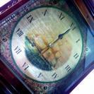 美品!クォーツ時計 鹿野漆器 2093帆船DXキーBOX [LT...