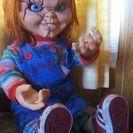 チャッキー 等身大人形