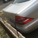 車検1年付き シルバー  S500ベンツ − 大阪府