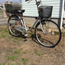 ジャンク 自転車  24インチ
