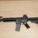 エアガン ガスガン 玩具 KSC M4 CQB-R