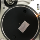 technics SL1200MK3D ターンテーブル2台…
