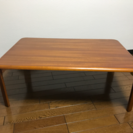 (お引き取り)ローテーブル