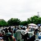 2017年7月開催 リサイクル&手作りフリマ(青空アートバザール江戸川)