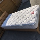 061703 フランスベッド シングルベッド 美品!