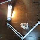 IKEA クリップ式ライト