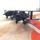 銅の鉛筆削り/飛行機2セット(バラ売り可能)
