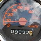 ズーマーAF58,黒、整備済み、絶好調一発始動、即乗り - バイク