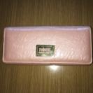 ROSE FAN FANの長財布。