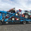全国対応 ルート陸送特殊部隊 農機具 建設機械 ユンボ トラクター 田植え機 輸送 回送サービス - 運転代行