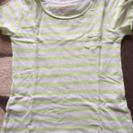 gapボーダーTシャツ130