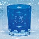 ◆サンリオ★ハローキティ★切子グラス「輝」コップ★レア非売品