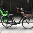 3人乗り自転車☆ママ自転車