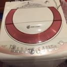 シャープ風乾燥付き全自動洗濯機