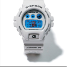 A BATHING APE G-SHOCK DW-6900 アベ...