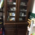 中古  食器棚  (予約済)