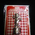 2006年・銀のNEWペコちゃん♪