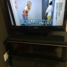 黒色テレビ台