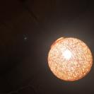 ☆アジアンライト☆ラタンのペンダントライト