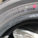ヨコハマ新車装着タイヤ