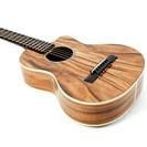 ★ギター女子にもおすすめ★アカシア最高品質アコースティックミニギター【送料無料】 - 楽器