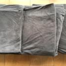 ☆値下げ☆無印良品 セミダブルシーツ 布団カバー 枕カバーセットの画像