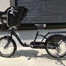 ⚫️商談中⚫️こども乗せ自転車ママフレミニ 20インチ‼︎