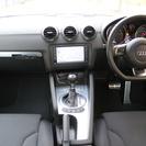 アウディ TT クーペ 2.0 TFSI クワトロ 4WD HDDナビTV Bカメラ 電動シ-ト パドルシフト - アウディ(audi)