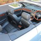 アウディ A4カブリオレ 2.4 黒革 電動オ-プン ナビ HID ETC ウッドハンドル − 東京都