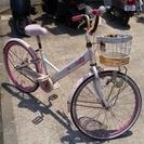 女の子用 自転車 中古
