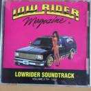 CD lowrider soundtrack vol2