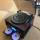 レコード、カセットからCDの録音機 - 米子市
