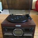 レコード、カセットからCDの録音機 − 鳥取県