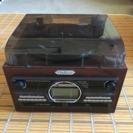 レコード、カセットからCDの録音機 - 家電