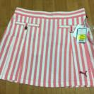 新品☆puma ゴルフ用スカート
