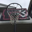 バスケットゴール高さ調整可能