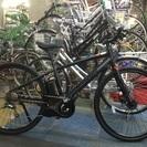 パナソニック 電動自転車 ジェッター ブラック BE-ELHC44