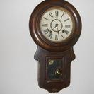 柱時計昭和年代の中古品