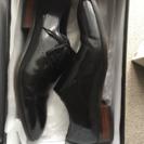 革靴 PSFA 日本製 サイズ41  ブラック 9.9新品