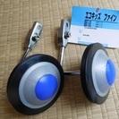 三輪車の補助輪