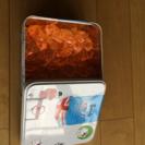 キラキラクリスタル オレンジ