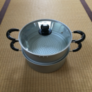 鍋 兼 蒸し器