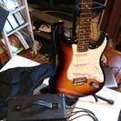 エレキギター (一式6点セットで)