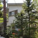 鬼押出し園の横に位置する「白樺の里」にある戸建てタイプの別荘