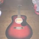 弦なし、留め具なし ギター