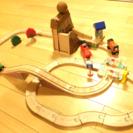 値下げ‼️トーマス木製レールセット ボルダー