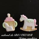 アイシングクッキーレッスン¥3500 - 大阪狭山市